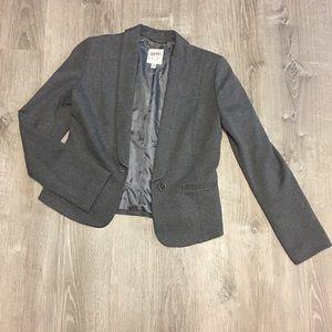 Esprit Gray Blazer Size Medium